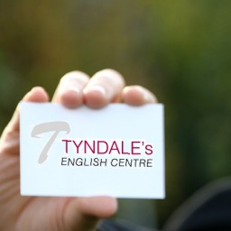 Visitenkarte: Tyndale's English Centre
